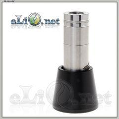 Алюминиевая подставочка под большую электронную сигарету - МОД / DeskPod Mod Stend