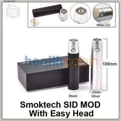 [Smoktech] SID MOD With Easy Head - мод