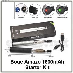 [BG15 Kit] Boge Amazo 1500mAh Starter Kit - стартовый набор