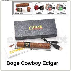Boge Cowboy Ecigar 1500mAh Starter Kit - стартовый набор