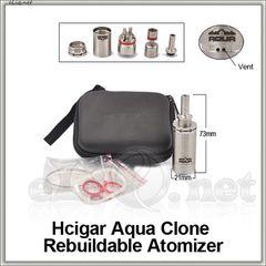 Hcigar Aqua Style MTL (Обслуживаемый атомайзер, Аква, клон)