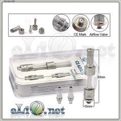 Innokin Gladius - двуспиральный клиромайзер с возможностью контроля подачи воздуха