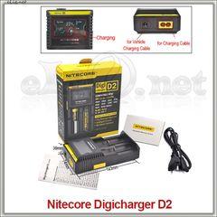 D2 Sysmax / Nitecore Intelligent Digicharger / Интеллектуальное цифровое зарядное устройство