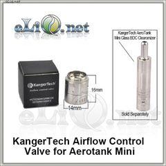 [KangerTech] Airflow Control Valve for Aerotank Mini