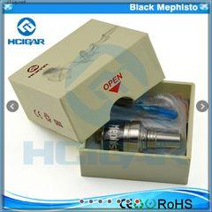 Hcigar Black Mephisto RDA - ОА для дрипа из нержавеющей стали. клон.