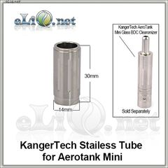 [KangerTech] Стальная колба для AeroTank Mini & GeniTank Mini