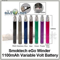 [Smoktech] eGo Winder 1100mAh - варивольт