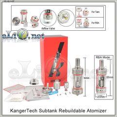 KangerTech Subtank - обслуживаемый атомайзер.