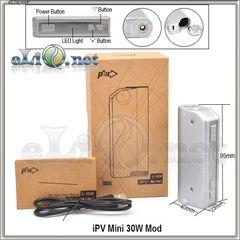 Pioneer4you IPV Mini 30w Box Mod - боксмод вариватт.