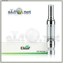 Eleaf GS14 BDC Pyrex Glass - двуспиральный клиромайзер 1.8 мл