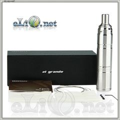 WISMEC el grande 18350/18650 Mechanical MOD Kit with RDA Atomizer