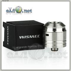 WISMEC el grande RDA Atomizer Body - обслуживаемый атомайзер для дрипа.