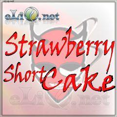 Strawberry Shortcake TW (eliq.net) - жидкость для заправки электронных сигарет. Клубничное пирожное