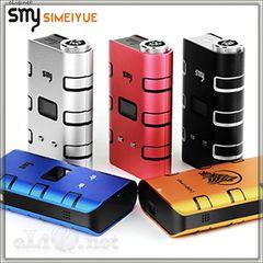 SMY God 180S(220W) Mod - боксмод-вариватт под 3 аккумулятора