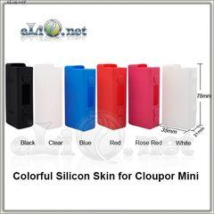 Силиконовый чехол для Cloupor Mini и Cloupor Mini Plus TC 50W