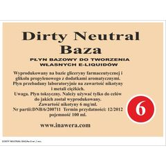 Dirty Neutral Baza (6) Inawera