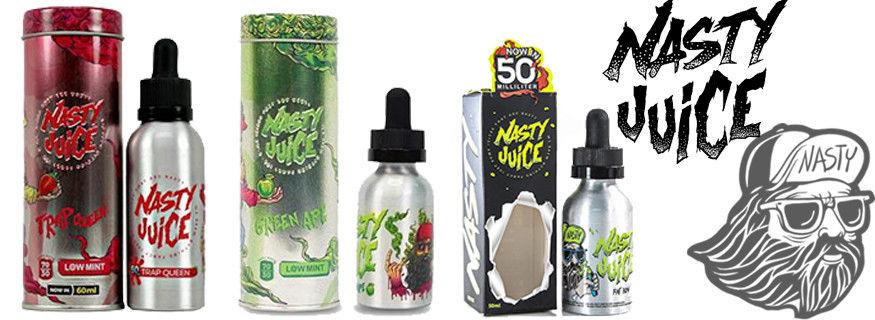 Nasty Juice. Малайзия