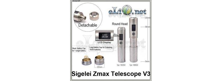 Sigelei Zmax VV/VW