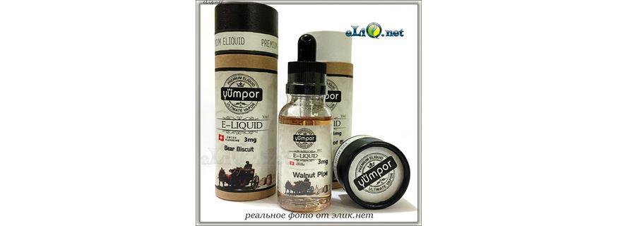 Yumpor - Премиальная жидкость в подарочном тубусе.