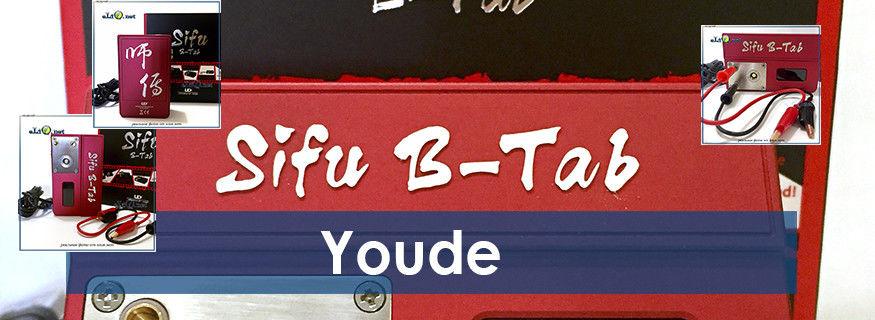 Sifu B-Tab от UD