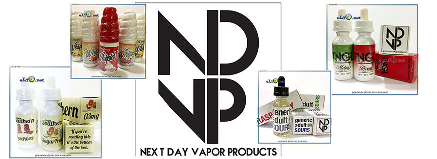 Next Day Vapor products