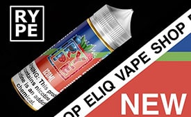 RYPE - жидкость для электронной сигареты в Элик Премиум США
