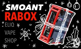 Rabox Smoant боксмод - батарейный блок для вейпа на сайте Элик нет