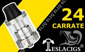 Tesla 24 carrate атомайзер для вейпа на сайте Элик нет
