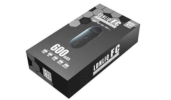 Упаковка электронной сигареты Ldnliq FC Pod Vape Kit фото