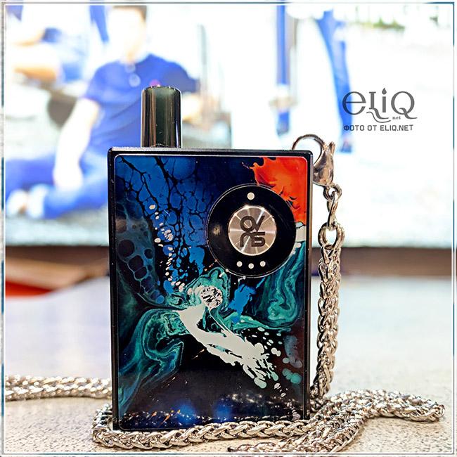 Электронная сигарета OVNS JC02 POD вейп под кит фотография Элик