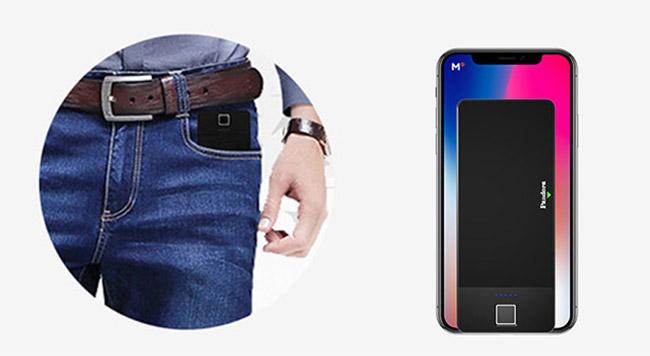 Wellon Pandora PCC Juul Пандора кейс карманная зарядка Джул фото