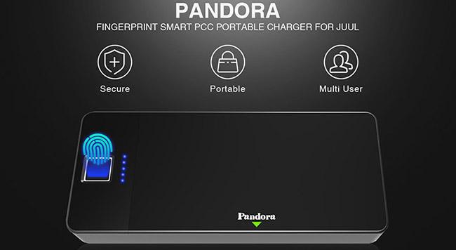 Wellon Pandora PCC Juul Пандора кейс зарядка Джул фотография