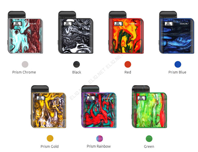 Расцветки Smok Mico Starter Kit мини-вейп, электронная сигарета. Смок Мико фото