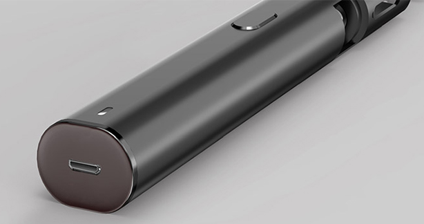 Зарядка электронной сигареты Vaptio Spin-It POD фотография Элик