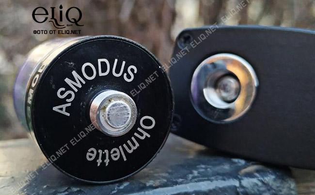Атомайзер из стартового набора asMODus Oni Edition 80W изображение Элик