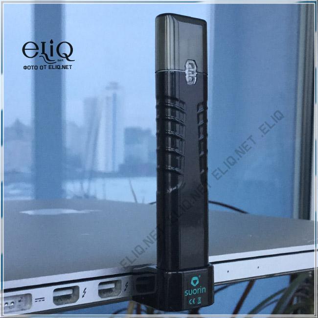 Зарядка электронной сигареты Suorin iShare POD фотография Элик