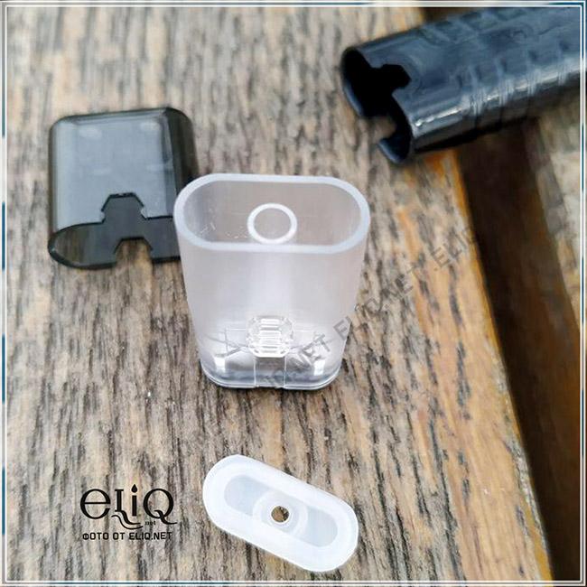 Заправка картриджа электронной сигареты Suorin iShare POD фотография Элик